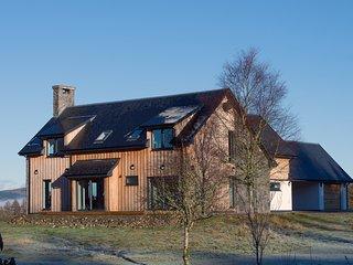 SOBRACHAN, views of Loch Awe, en-suites, open plan living, Ref 970960
