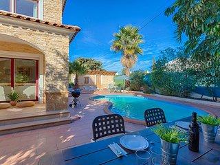 Villa Romero en Calp,Alicante para 8 huespedes