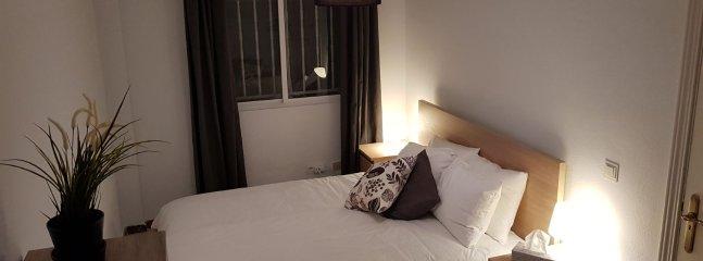 Upper storey bedroom