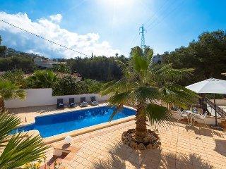 Villa Charra en Altea,Alicante para 4 personas