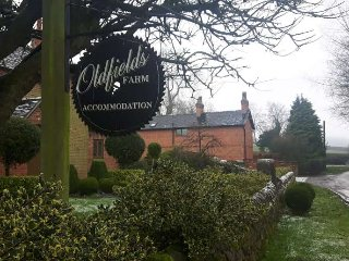 Oldfields Farm Luxury Self-Catering Cottage near the Peak District