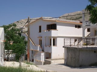 One bedroom apartment Metajna, Pag (A-525-d)