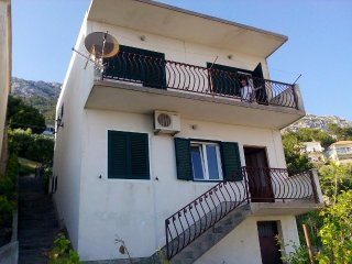One bedroom apartment Marusici (Omis) (A-657-b)