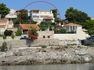 Two bedroom apartment Puntinak, Brac (A-718-a)