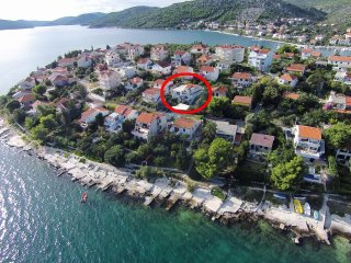 Two bedroom apartment Seget Vranjica, Trogir (A-10328-a)