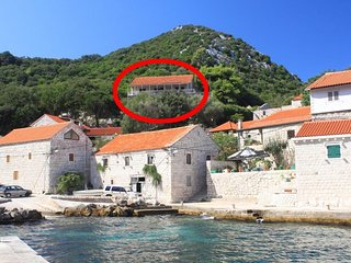 One bedroom apartment Lucica, Lastovo (A-990-a)