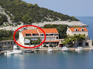 Studio flat Zaklopatica (Lastovo) (AS-993-c)