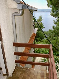 Balcony, Surface: 2 m²