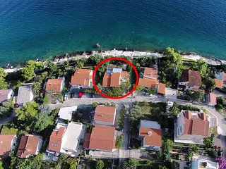 Two bedroom apartment Seget Vranjica (Trogir) (A-1051-a)