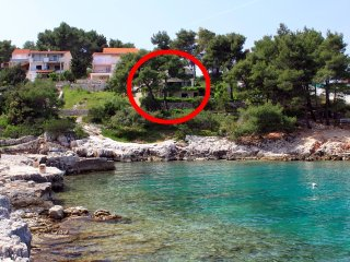 Two bedroom apartment Basina, Hvar (A-542-a)