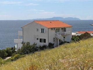 One bedroom apartment Milna, Hvar (A-555-a)