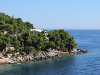 One bedroom apartment Cove Torac bay - Torac (Hvar) (A-575-d)