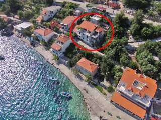 Two bedroom apartment Gršćica, Korčula (A-132-c)