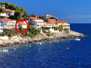 Two bedroom apartment Zavalatica (Korcula) (A-189-b)