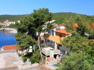 Three bedroom apartment Zavalatica (Korcula) (A-547-b)