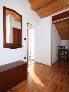 Hallway, Surface: 15 m²