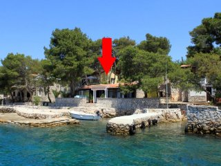 Studio flat Lavdara, Dugi otok (AS-435-a)