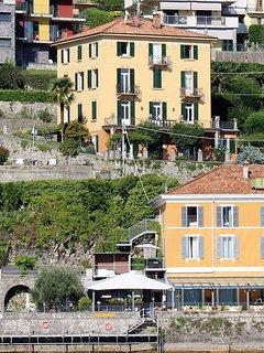 Villa Peroni. Apartment Luna is the bottom left corner.