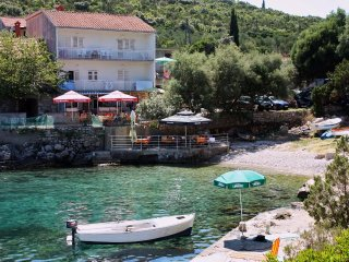 Two bedroom apartment Zarace, Hvar (A-9675-a)
