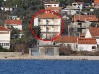 Two bedroom apartment Vinisce, Trogir (A-1165-a)