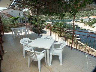 Podglavica Apartment Sleeps 5 with Air Con and WiFi - 5460354