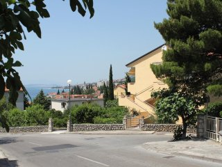 Two bedroom apartment Selce, Crikvenica (A-2361-a)
