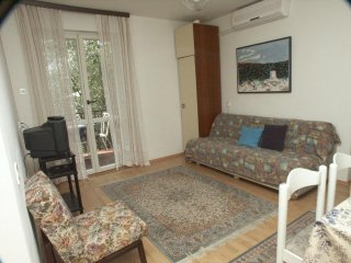 One bedroom apartment Selce, Crikvenica (A-2372-b)
