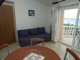 Two bedroom apartment Selce, Crikvenica (A-2355-b)