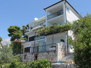 One bedroom apartment Bratus, Makarska (A-2627-a)