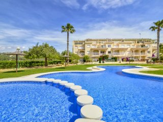 Residencia Casanova 2-1-5 - Apartment with pool and tennis court in Calpe