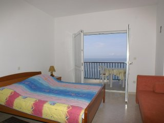 Studio flat Bratus, Makarska (AS-2627-a)