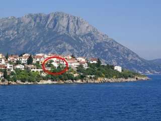 Studio flat Podaca, Makarska (AS-2711-a)