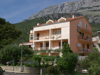 Studio flat Tucepi, Makarska (AS-2721-a)