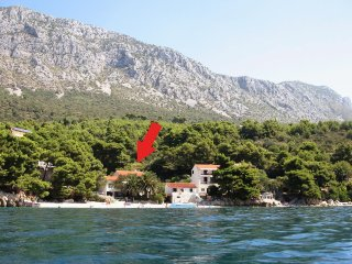 Studio flat Zaostrog, Makarska (AS-2625-a)
