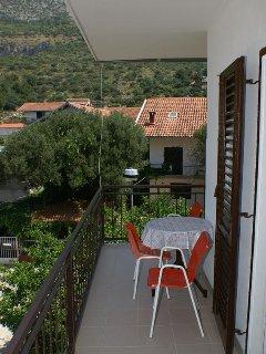 Balcony 1, Surface: 8 m²
