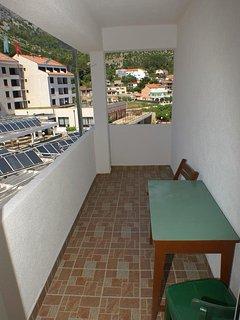 Terrace, Surface: 6 m²
