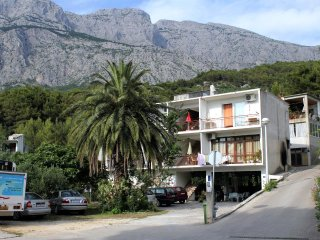 One bedroom apartment Tučepi, Makarska (A-2676-a)