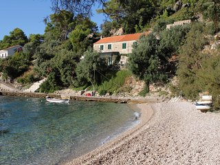 Two bedroom apartment Cove Torac (Hvar) (A-4044-a)