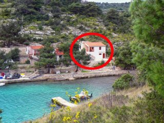 Two bedroom apartment Cove Dumboka bay - Dumboka (Dugi otok) (A-489-a)