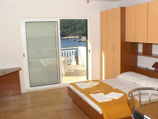Studio flat Milna, Hvar (AS-3074-d)