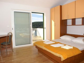 Studio flat Milna, Hvar (AS-3074-f)