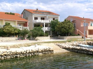 Two bedroom apartment Kustići (Pag) (A-4086-a)