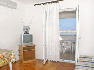 One bedroom apartment Kustici, Pag (A-4129-c)