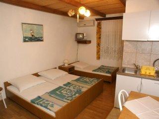 Studio flat Biograd na Moru, Biograd (AS-4305-a)