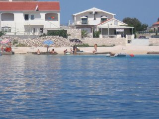 Two bedroom apartment Sevid (Trogir) (A-4286-a)