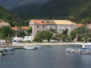 One bedroom apartment Trstenik, Peljesac (A-4511-a)