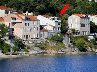 One bedroom apartment Racisce, Korcula (A-4360-a)