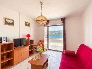 Two bedroom apartment Tri Zala, Korcula (A-4346-b)