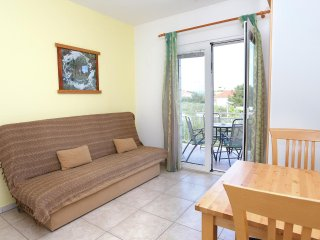 One bedroom apartment Lumbarda, Korcula (A-4393-c)