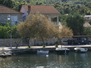 Two bedroom apartment Vela Prapratna, Peljesac (A-4508-a)